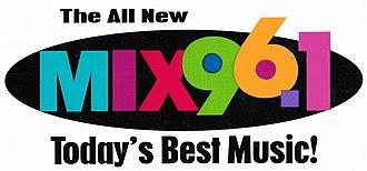 KXXM - KXXM logo, 1998 - 2003