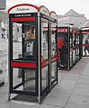 KXplus kiosks with KX100 units to rear - April 1998.jpg