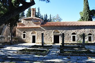 Kaisariani Place in Greece