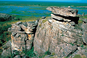 Kakadu National Park - Kakadu wetlands