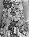 Kamikaze damage on USS Aaron Ward (DM-34) in May 1945.jpg