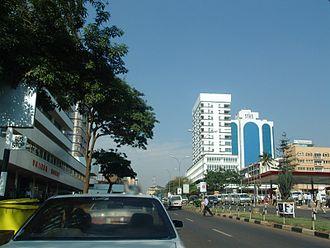 Kampala - Uganda House, Kampala Road, Kampala