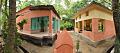 Kapalkundala Mandir and Natmandir with Tulsi Mancha - Eastern View - Contai - East Midnapore 2016-06-18 4210-4214.tif