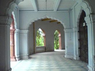 Curzon Hall - Image: Karjon Hall 002