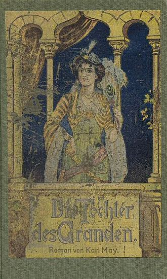 Karl May - Cover for Waldröschen