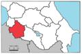 Kars Oblast map.png