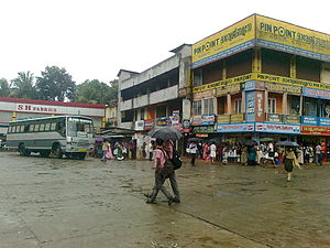 Karukachal - Karukachal bus station
