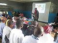 Kashebere, Nord-Kivu, DR Congo- la section des affaires civiles de la MONUSCO a organisé du 21 au 23 octobre 2015 un atelier sur la pérennisation des initiatives du système d'alerte précoce. (22586335191).jpg