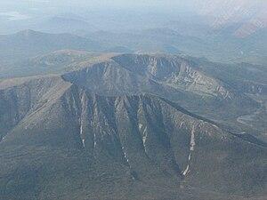 Mount Katahdin is the peak having the greatest...