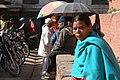 Kathmandu Durbar Square, Woman, Nepal.jpg