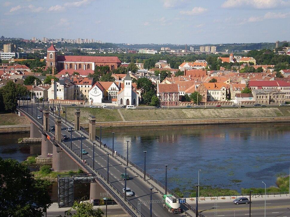 Kaunas alexotas
