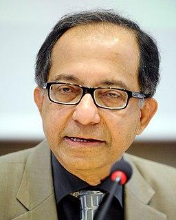 Kaushik Basu Indian economist and academic (born 1952)