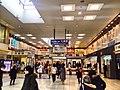 Kawagoe stn - tobu tojo ticket gates- Jan 19 2018.jpg