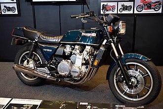 Kawasaki Z1300 - Image: Kawasaki Z1300 (KZ1300 US)