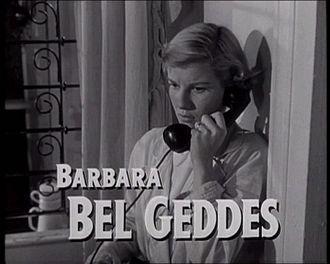 Barbara Bel Geddes - Barbara Bel Geddes in Panic in the Streets (1950)