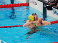 Kazan 2015 - Missy Franklin and Madison Wilson semi 100m backstroke.JPG
