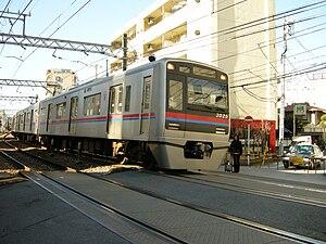 Keisei Chiba Line - Image: Keisei Series N3000 EC 0002