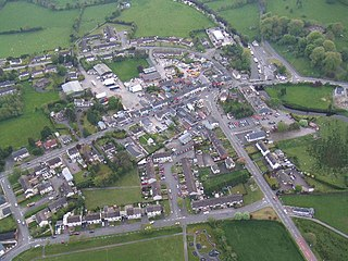 Kesh, County Fermanagh Human settlement in Northern Ireland