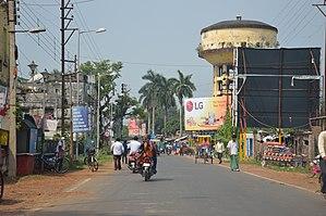 Kharagpur - Keshiary Road - Kharagpur
