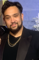 Khaledzou at the Jumanji- The Next Level premiere in Los Angeles, CA on December 9th, 2019.png