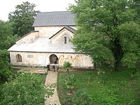 Khobi monastery. Church of Dormition. Georgia.jpg