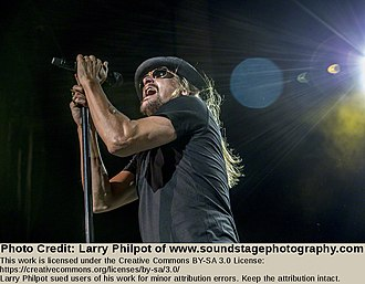 Kid Rock - Kid Rock in 2013