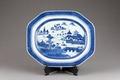 Kinesiskt porslinsfat från 1800-talet - Hallwylska museet - 95876.tif