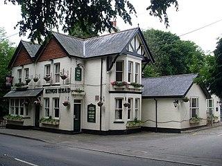 Prestwood Human settlement in England