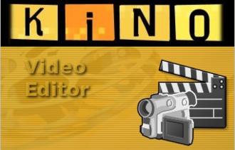Kino (software) - Image: Kino Logo