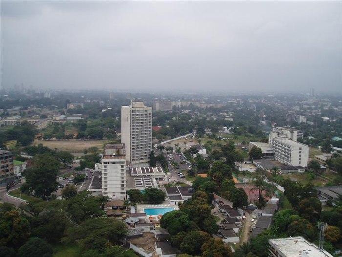 Capital de República Democrática del Congo