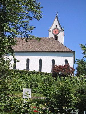 Egg, Switzerland - Church of Egg