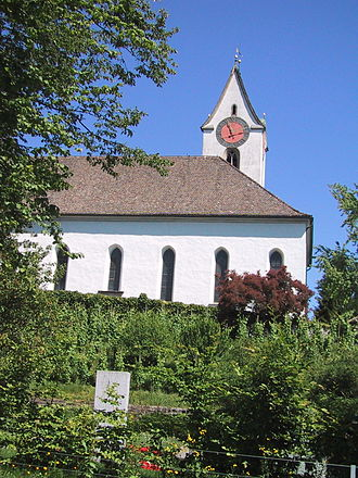 Egg, Switzerland - Church of Egg