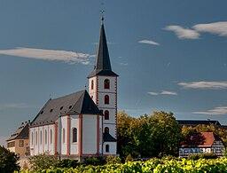 Kirche in Hochheim am Main