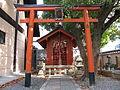 Kishiwada Tenjingu setsumassha.jpg