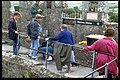 Kissing the Blarney Stone - geograph.org.uk - 312497.jpg
