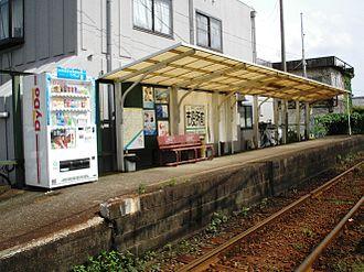 Shiyakusho-mae Station (Wakayama) - Shiyakusho-mae Station