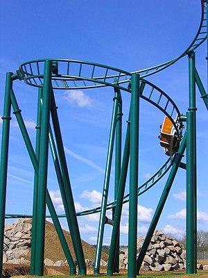Gerstlauer - Bobsled roller coaster Heiße Fahrt at Wild- und Freizeitpark Klotten
