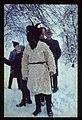 Koledovanje na Zilji 1967 - Pehtra s koledniki (3).jpg