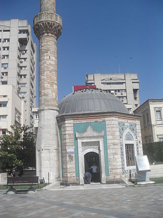 Yalı Mosque - From the west