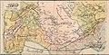 Konya Vilayet — Memalik-i Mahruse-i Shahane-ye Mahsus Mukemmel ve Mufassal Atlas (1907).jpg