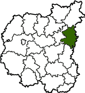 Korop Raion Former subdivision of Chernihiv Oblast, Ukraine