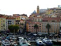 Korsika - Ajaccio – Quai Napoléon - Rue Notre Dame - Kathedrale Notre-Dame-de-l'Assomption - panoramio.jpg