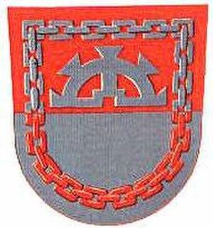 Jämsänkoski - Coat of arms of Koskenpää