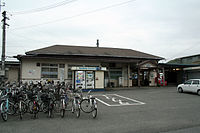 Kouro Station 07.jpg