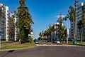 Kozyrava (Minsk) — recent development 19.jpg