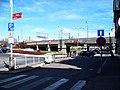 Kralupy nad Vltavou, železniční most přes Zákolanský potok, od S. K. Neumanna.jpg
