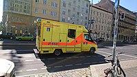 Krankenwagen in Berlin. April 2020.jpg