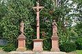 Kreuzigungsgruppe Friedhof Erlenbach am Main.JPG