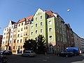Kunigundenstraße 2 bis 6 Ecke Kreutzerstraße.JPG