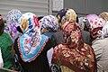 Kurdish Women in Hijab Headscarves - Dogubayazit - Turkey (5804735184).jpg